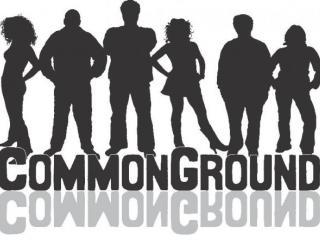 CommonGround logo. Info in article.