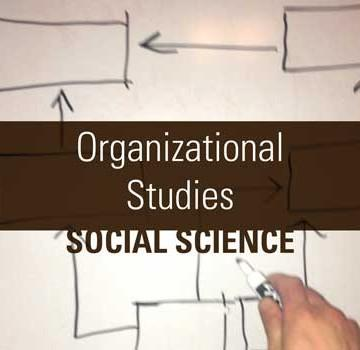 Organizational Studies major logo. Info in article.