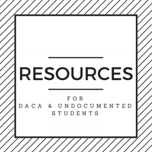 Resources for DACA icon.