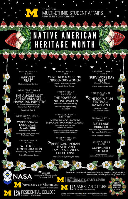 Native American Heritage Month 2018