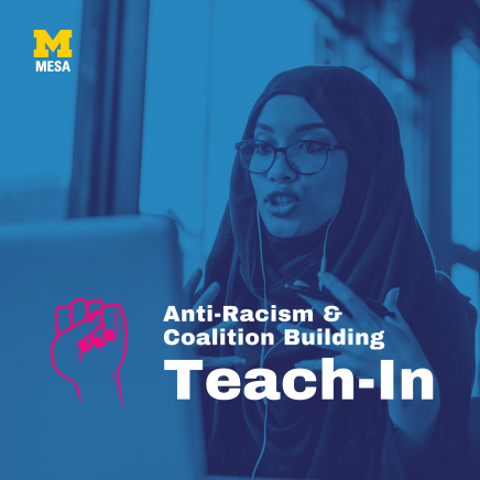 Anti-Racism & Coalition Building Teach-In